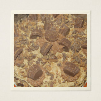 PEANUT BUTTER CUP LOVERS! NAPKIN