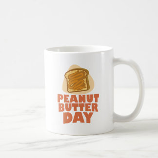 Peanut Butter Day - Appreciation Day Coffee Mug