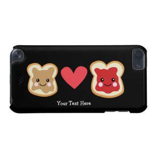 Peanut Butter & Jelly (customizable) iPod Touch 5G Cover