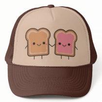 Peanut Butter   Jelly Hat
