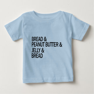 Peanut Butter & Jelly Sandwich 2 Baby T-Shirt