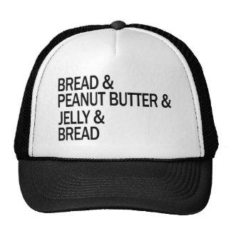 Peanut Butter & Jelly Sandwich 2 Trucker Hat