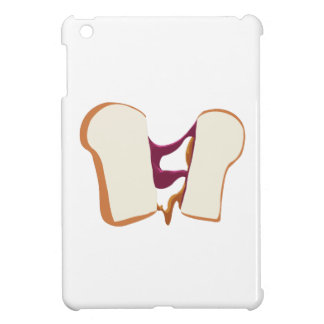 Peanut Butter Jelly Sandwich iPad Mini Cover