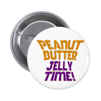 Peanut butter jelly time button