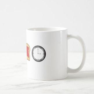 Peanut Butter Jelly Time Horizontal Coffee Mug