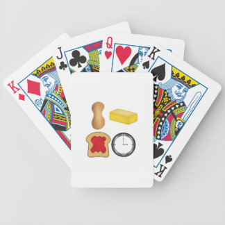 Peanut Butter Jelly Time! Poker Cards