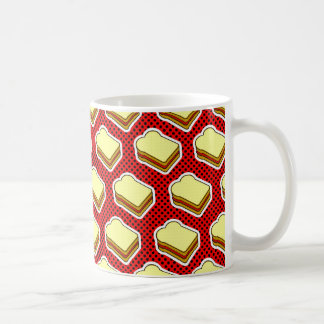 Peanut Butter Jelly Time - Strawberry Jelly Coffee Mug