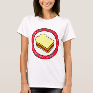 Peanut Butter Jelly Time - Strawberry Jelly T-Shirt