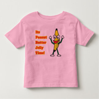 Peanut Butter Jelly Time Tee Shirt