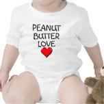 Peanut Butter Love Rompers
