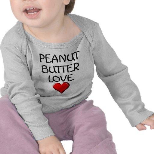 Peanut Butter Love T Shirt