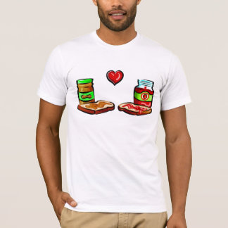 Peanut Butter Loves Jelly T-Shirt