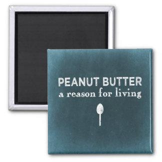 Peanut Butter Fridge Magnets