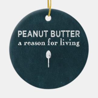 Peanut Butter Christmas Ornaments