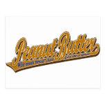 Peanut Butter Postcard