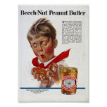 Peanut Butter Posters