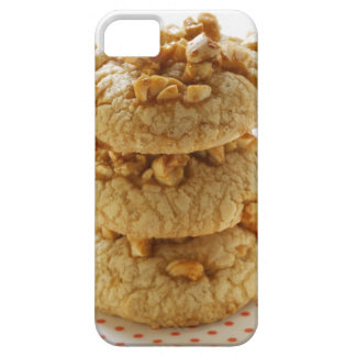 Peanut cookies in a pile iPhone SE/5/5s case
