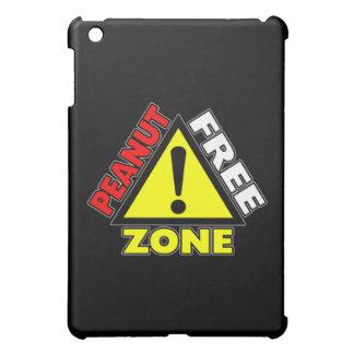 Peanut Free Zone (Peanut Allergy) Case For The iPad Mini