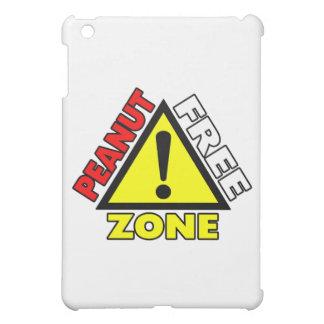 Peanut Free Zone (Peanut Allergy) iPad Mini Covers