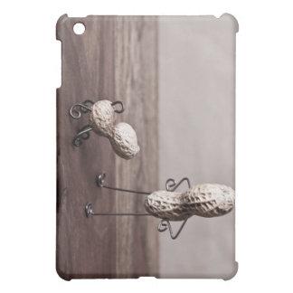 Peanut Man and Dog Case For The iPad Mini