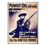 Peanut Oil Will Make Dynamite Flyer