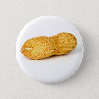 Peanut Pinback Button