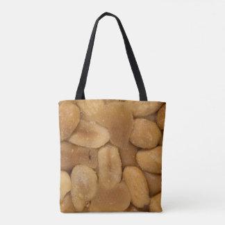 Peanut Purse Fashion Tote Bag or Shopping