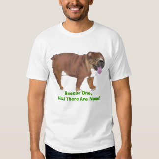 peanut, Rescue One,Until There Are None! Shirt