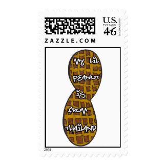 Peanut stamp