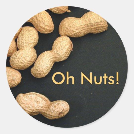 Peanut Sticker