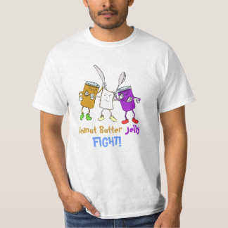 PeanutButterJellyFight T-Shirt