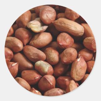 Peanuts Classic Round Sticker