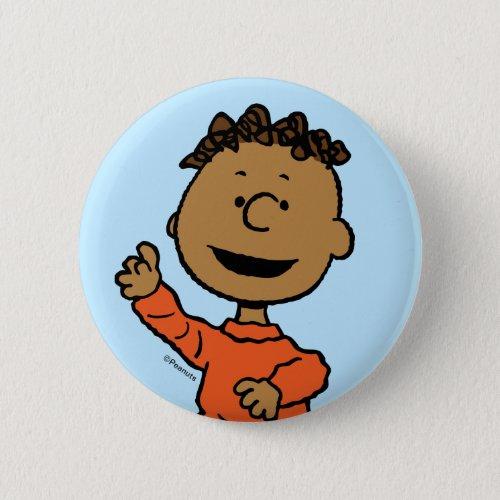 Peanuts  Franklin Button