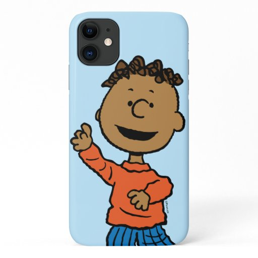 Peanuts | Franklin iPhone 11 Case