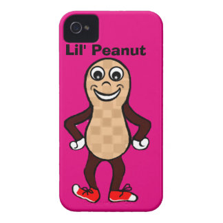 Peanuts Lil' Miss Peanut iPhone 4 Case-Mate Case