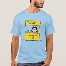 Peanuts | Lucy & the Doctor Is In T-Shirt
