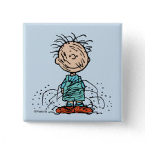 Peanuts | Pig Pen Button