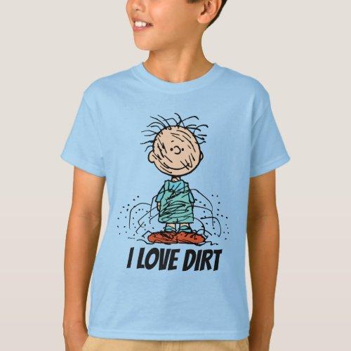 Peanuts  Pigpen T_Shirt