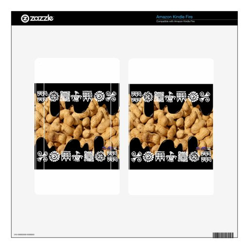 PEANUTS PRODUCTS KINDLE FIRE SKINS
