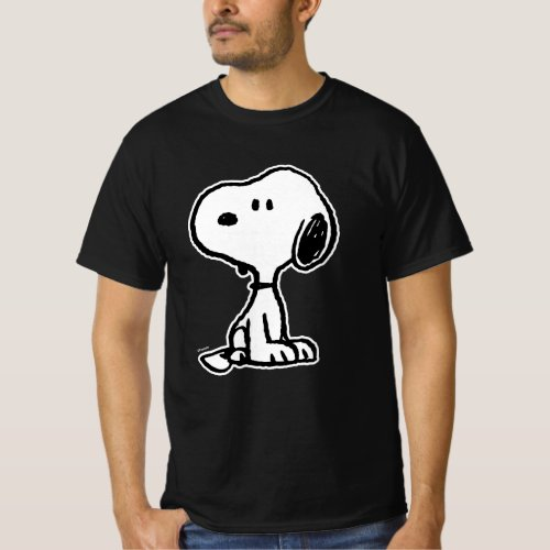 Peanuts  Snoopy Turns T_Shirt