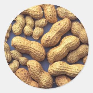 Peanuts Round Sticker