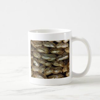 Peanuts stolen from Monkeys - Organic pattern Coffee Mug