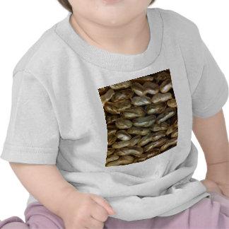Peanuts stolen from Monkeys - Organic pattern Tshirt