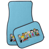Peanuts | The Gang Around the Piano Car Floor Mat