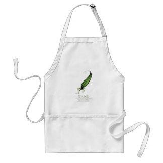 peapod, tony fernandes adult apron
