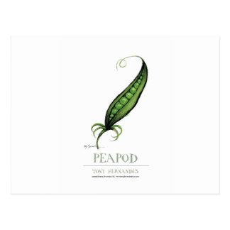 peapod, tony fernandes postcard