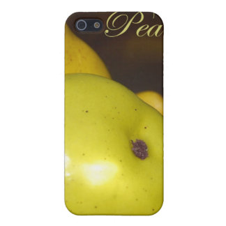 Pear Art  Iphone Case For iPhone SE/5/5s
