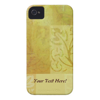 Pear Harmonies iPhone 4 Cover