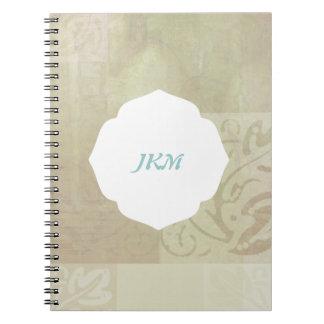 Pear Harmonies Light Notebooks