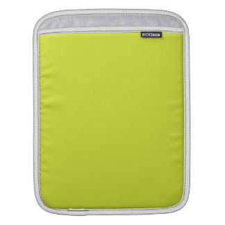 Pear High End Colored Sleeve For iPads